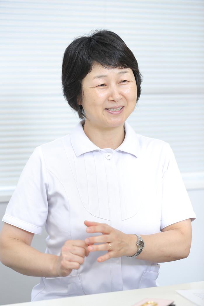 岡本恵美先生